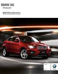BMW X6 - ElectronicsAndBooks