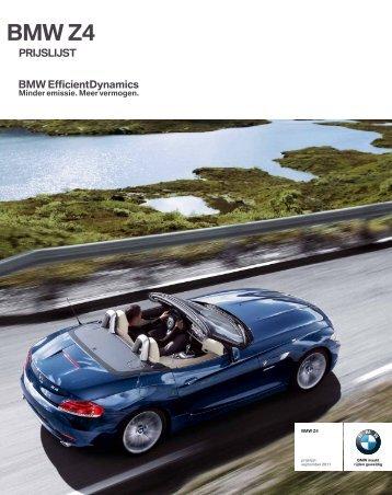 BMW Z4 - Ekris - Bmw