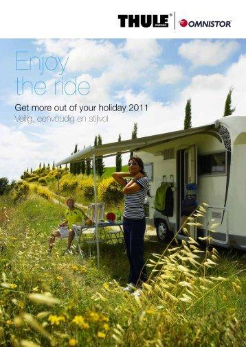 Enjoy the ride - Caravan Extra