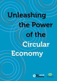 Unleashing the Power of the Circular Economy