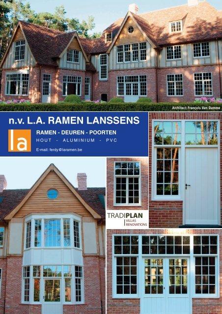 Verfijnd raamwerk voor gracieus landhuis download pdf