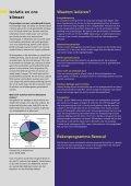 Brochure Renovatie en na-isolatie - Isover - Page 2