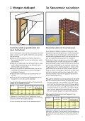 Brochure Renovatie en na-isolatie - Isover - Page 7
