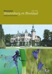 Stoutenburg en Bloeidaal - Utrechts Landschap