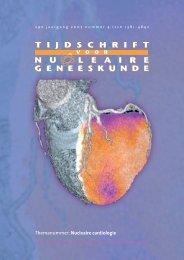 Nummer 4 - Tijdschrift voor Nucleaire Geneeskunde