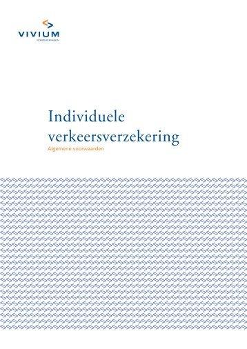 Individuele verkeersverzekering - INDIV/06/01 10-2007 - Vivium