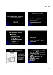 Ioniseeriva kiirguse bioloogiline toime ja kiirguskaitse Käsitletavad ...
