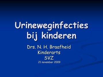 Urineweginfecties bij kinderen - Spaogs.org
