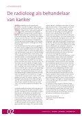 Radiologie - Nederlandse Vereniging voor Oncologie - Page 3