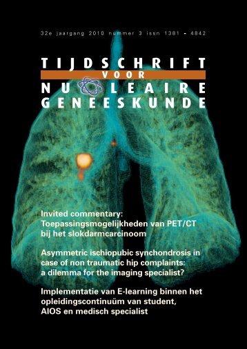 Asymmetric ischiopubic - Tijdschrift voor Nucleaire Geneeskunde