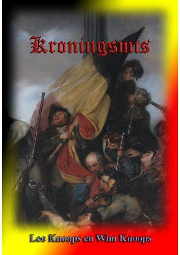 Kroningsmis Dietse roman Leo Knoops en Wim Knoops