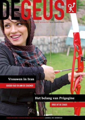Magazine November 2011 - Het Geuzenhuis