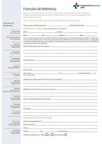bulger_form:Layout 1.qxd - Pàgines de la UAB - Universitat ...