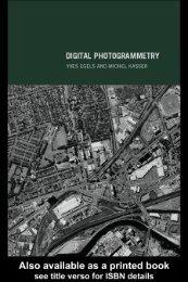 Digital Photogrammetry - TEC-Digital