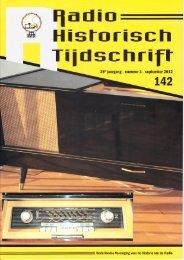 Bouwdoos radio artikel NVHR - Van der Heem