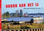 stadsdeel amsterdam-noord Masterplan Noordelijke IJ-oever
