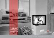 Spartherm prijslijst oktober 2012 - HAVE Verwarming