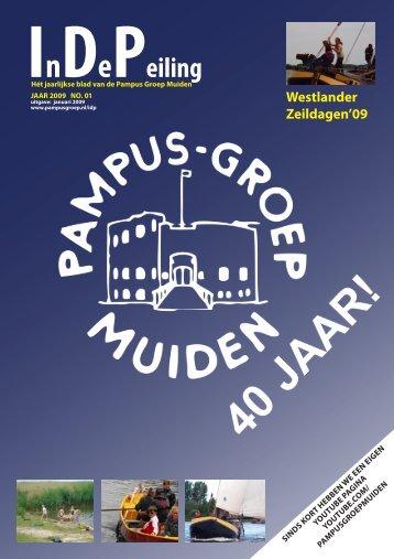Januari 2010 - Pampus Groep Muiden