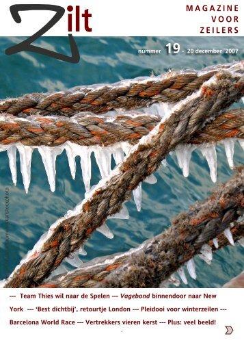 20 December 2007 - Zilt Magazine