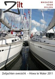 klik hier voor de volledige botenlijst - Zilt Magazine