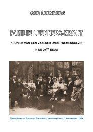 klik hier en lees het hele verhaal - Hanneke Leenders