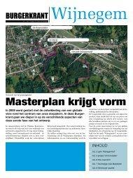 Burgerkrant maart 2011 - Open VLD Wijnegem