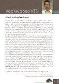 Het ABC van de hippische opleidingen in Vlaanderen - Vlaams ... - Page 7