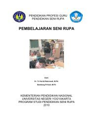 modul pembelajaran seni rupa.pdf - Staff UNY - Universitas Negeri ...
