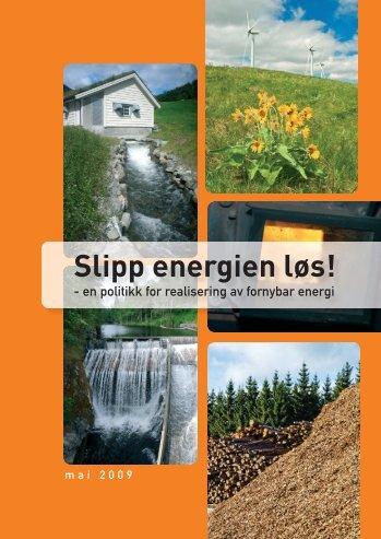 Slipp energien løs! - Eidsiva Energi