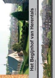 Begijnhof van Herentals - BELLEMANS ARCHITECTEN
