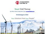 Smart Grid Norway - Energi Norge