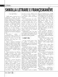 shkolla letrare e françeskanëve - Biblioteka Kombëtare dhe ... - Page 6