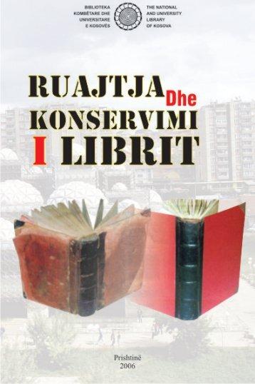 PDF - Biblioteka Kombëtare dhe Universitare e Kosovës