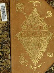 Kunst en samenleving. Naar Walter Crane's Claims of decorative art ...