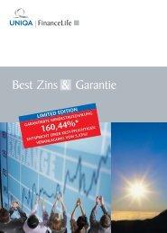 Best Zins Garantie &