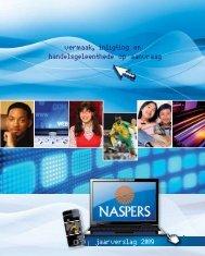 Naspers Beperk Jaarverslag 2009 - Financial Results