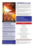 nuus ditaba news nuus ditaba news - uvpersu - University of the ... - Page 2