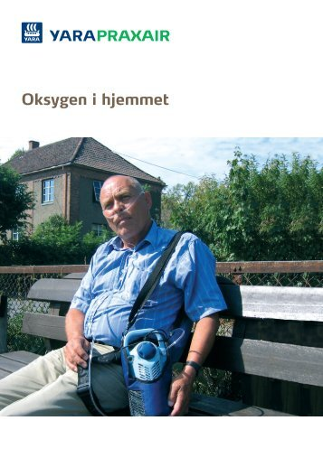 Oksygen i hjemmet - Yara Praxair