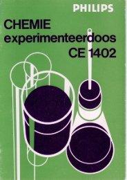CHEMIE experimenteerdoos CE 1402 - Philips