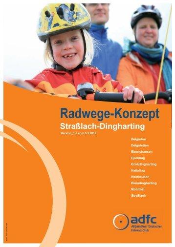 Radwege-Konzept Straßlach-Dingharting - ADFC München