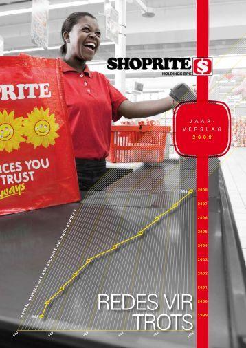 Volledige Jaarverslag (Afrikaans) - Shoprite