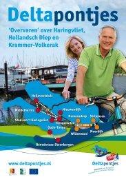 'Overvaren' over Haringvliet, Hollandsch Diep en ... - Deltapontjes