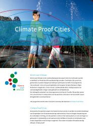 Brochure Climate Proof Cities - TNO