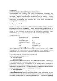 Ipari akkumulátorok és töltési technológiájuk robbanásvédelme
