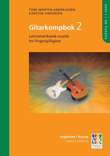 Gitarkompbok 2 - Munin