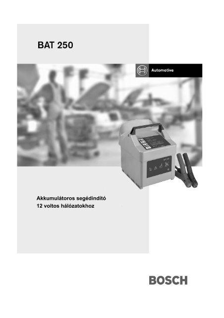 BAT 250.pdf - Bosch