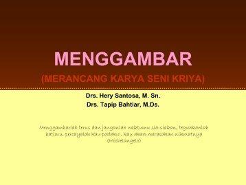 MENGGAMBAR - Direktori File UPI