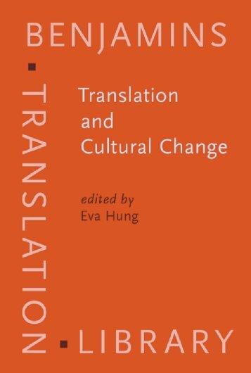 Translation and Cultural Change.pdf - ymerleksi - home