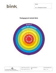 pedagogisch beleidsplan Kind centraal - Bink Kinderopvang
