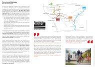 Fahrradtourismus auf stillgelegten Bahntrassen - beim ADFC